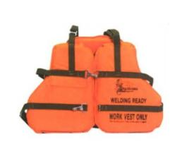Safety Fall Welders Work Vest WV9D Seahorse
