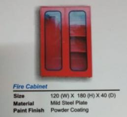 Hydrant Fire Cabinet