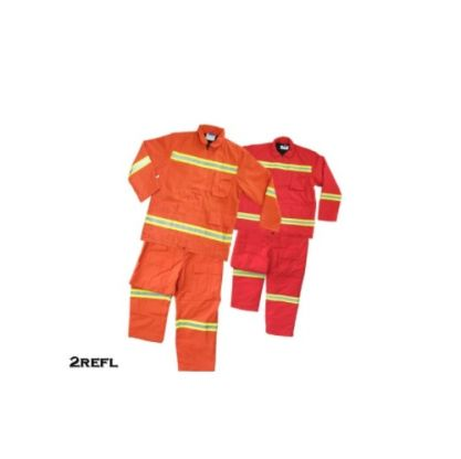 Coverall Seragam Safety Coerall Safety OSW Aramid Fire Suit 1 294