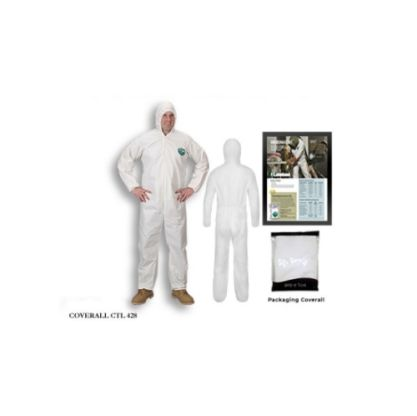 Coverall Seragam Safety Coverall LAKELAND CTL 428 1 300